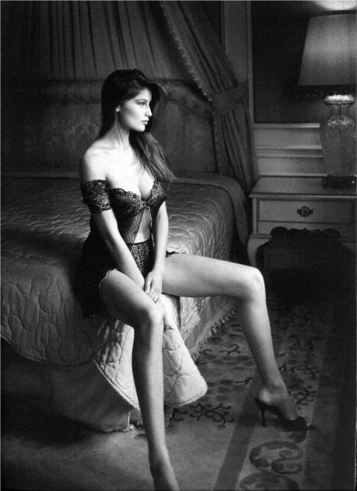 Laetitia Casta by Dominique Issermann