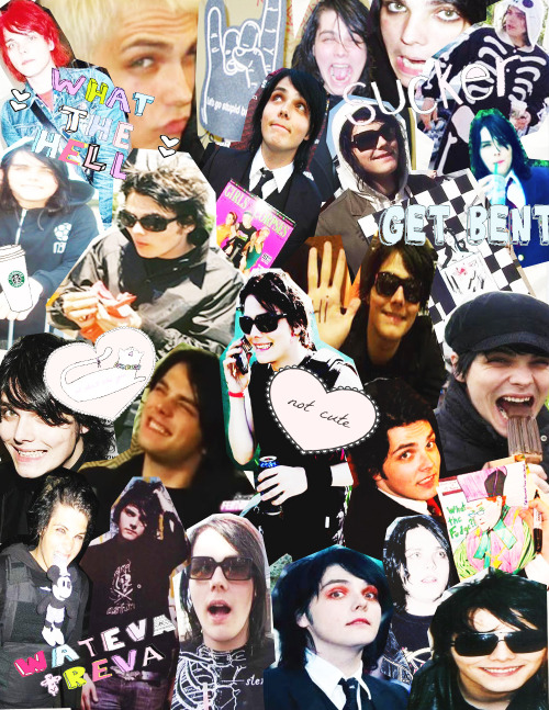 brokenwills:  Cute Gerard 2/3 for sweetcurse