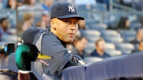 Derek Jeter's Diary: Ducks Have No Place in Baseball -Grantland It's true: You can't have ducks out there. You have to respect the game.