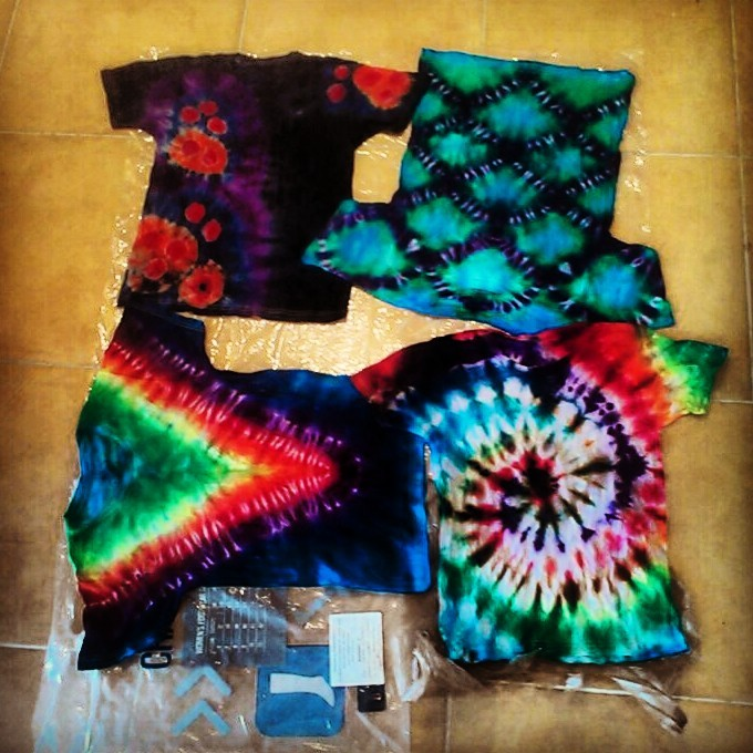 The best day is always a tie dye day