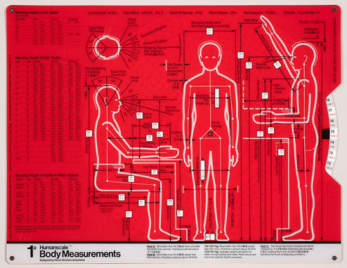 vizualize:   Humanscale Body Measurements via Fastco Design