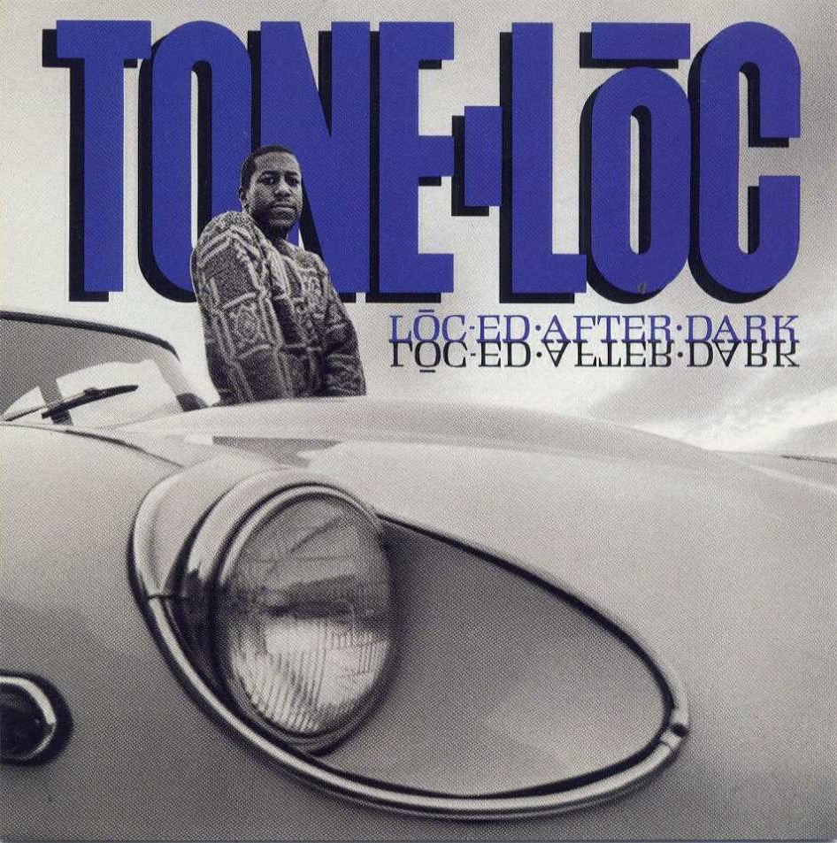 BACK IN THE DAY |1/23/89| Tone Lōc released his debut album, Lōc-ed After Dark, on Delicious Vinyl Records.