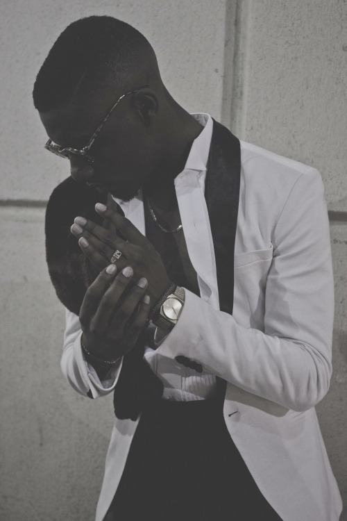 blackfashion:  James Supreme, Atlanta Instagram:@jamessupreme  Submitted by: james-supreme.tumblr.com Photographed by: imageofra.tumblr.com