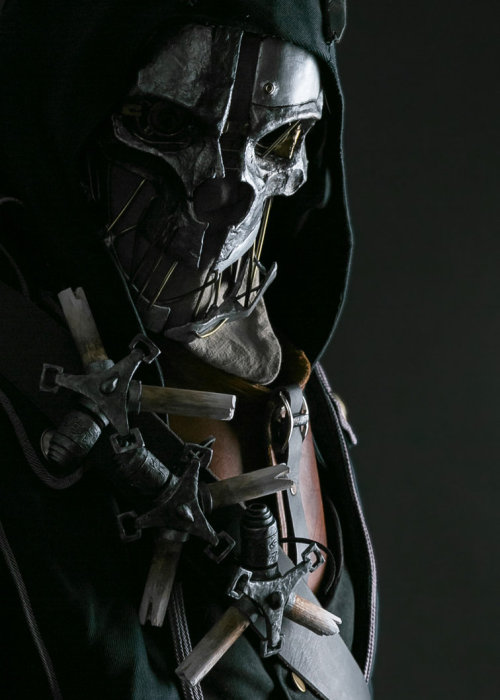 Dishonored ~ 'Corvo' Cosplay by neoncowboy
