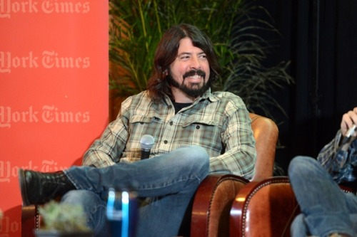 rollingstone:  We sat down with Dave Grohl and chatted with him about the Neve soundboard, sharing a stage with Lee Ving and why Sound City - Real to Reel is the most important thing he's ever done.
