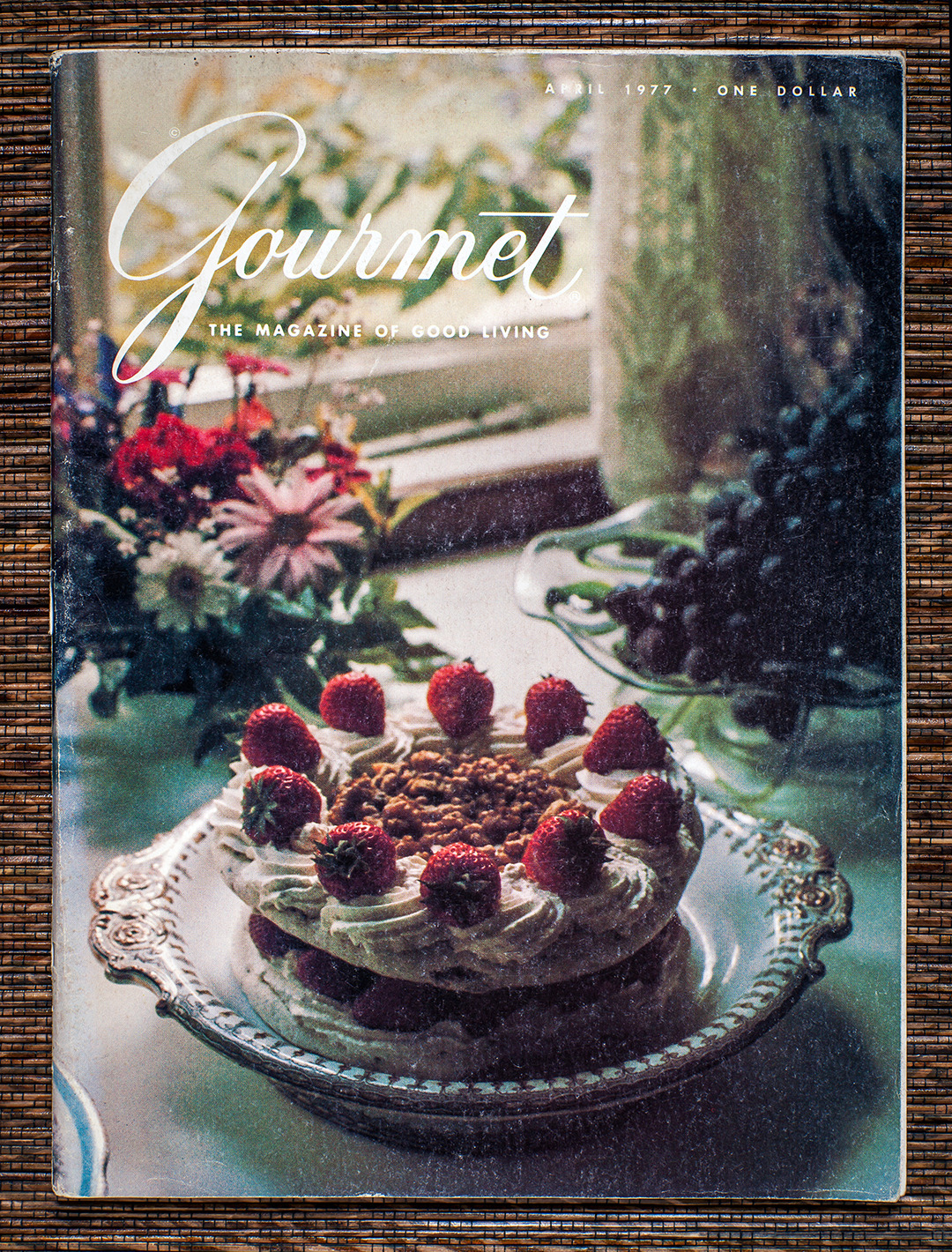 Gourmet: April 1977