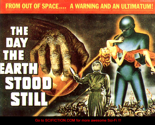 Such an fantastic film!!! Vintage Science Fiction at it best!! :)  ~The Captain OC