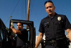 talent-only:  Michael Peña and Jake GyllenhaalEnd Of Watch | 2012