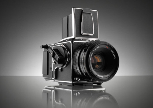 "Hasselblad's iconc V System comes to a close…  The company today announced that it will no longer be producing the 503CW medium format camera. This teams the V System line is officially coming to an end.Hasselblad says that he decision, which is effective immediately, ends ""over a half century of evolution"" for the company's original camera line. The Hasselblad V System was first introduced in 1948 through founder Victor Hasselblad's wishes to see a camera that's as holdable as a Leica, but which shoots medium format film. The iconic camera was the choice of Buzz Aldrin when shooting the landing on the moon in 1969, and much loved by famous photographers the likes of: Anton Corbijn, Helmut Newton, Irving Penn, Annie Leibovitz, Patrick Demarchelier, Richard Avedon and many others.  The 503CW has been popular among professional and amateur photographers since it was launched seventeen years ago, but Hasselblad says that demand for the camera has been plummeting over the past half decade. ""The time has now come for us to reluctantly consign the V System to history,"" the company says. I had the pleasure of owning the system some years ago, and the camera still holds an attraction to me to this day, with it's beautiful lines, compact body, perfect 6x6 frame and the lenses… sweet beautiful glass!!!  V System - RIP…"