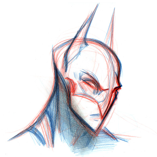 batman by junyi wu
