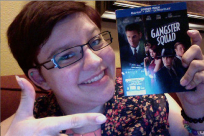 Gangster Squad out on DVD this week.  Take it from tronologist: tronologist:  THE SPECIAL FEATURES ON THIS ARE AMAZING.