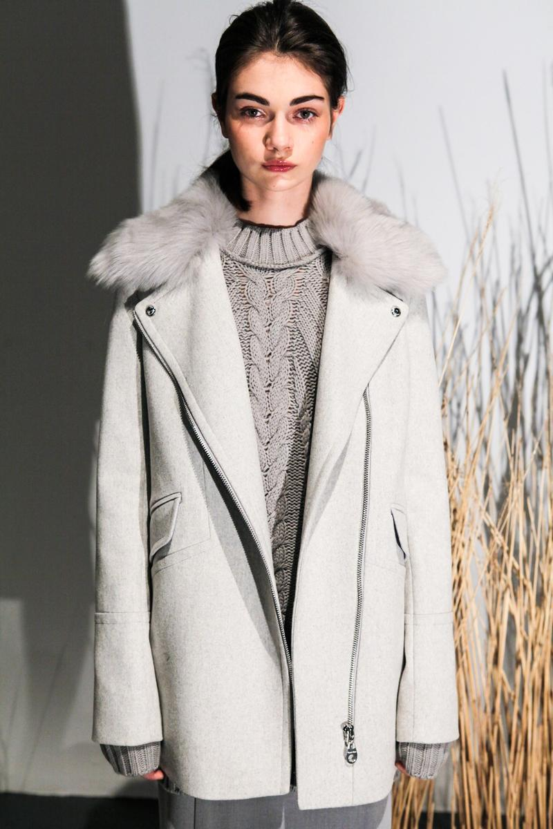 Antonina V for Calvin Klein FW13 Presentation
