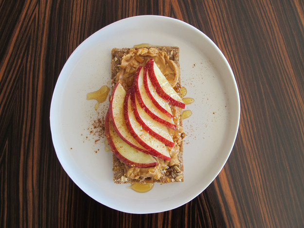 buzzfeedfood:  8 delightful healthy snacks to bring to work, made just for you by Mrs. Seinfeld herself.