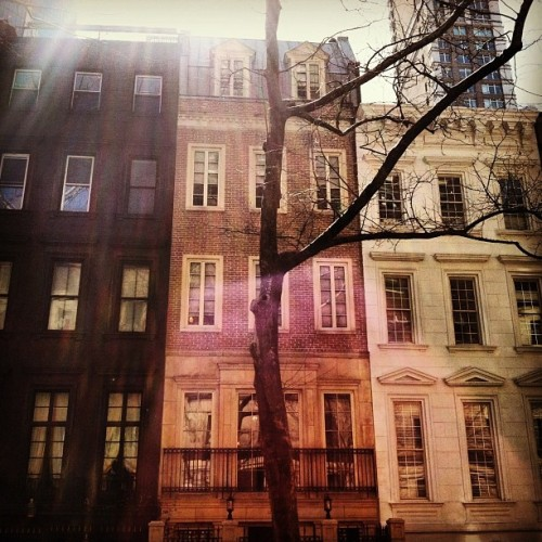 Residential Upper East Side.