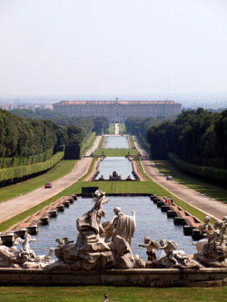 travelingcolors:  Caserta | Italy (by Ailink)