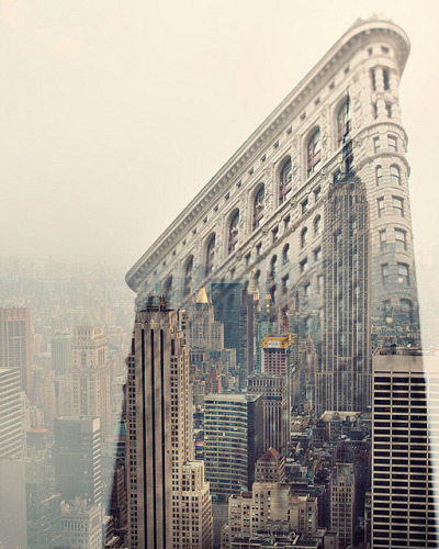 Midtown Daydream by IrenaS on Flickr.