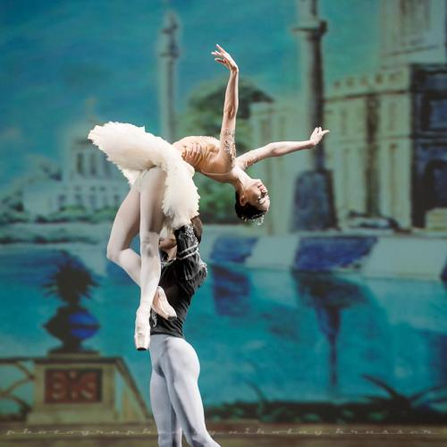 balletish:  Anastasia Kolegova and Denis Matvienko  photo by (c) Nikolay Krusser