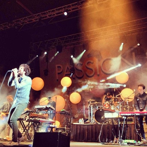 Passion Pit, ladies and gentlemen 😍👌 #partyinthepark #centennialpark #passionpit #grouplove #elliegoulding #yeasayer #theelectricsons  (at Centennial Olympic Park)
