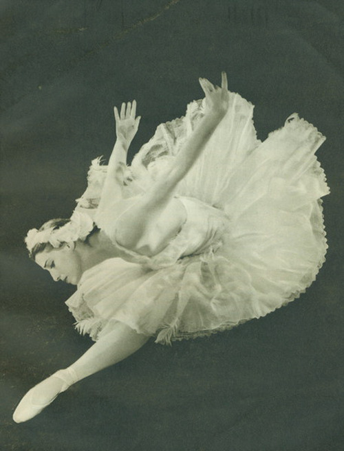 bohemea:  Maya Plisetskaya as The Dying Swan