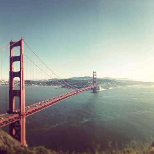 What's your favorite landmark? #TTtravel #Travel (at Golden Gate Bridge)