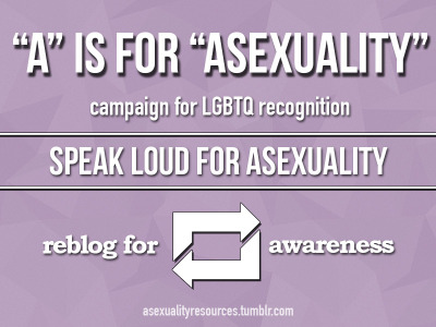 asexualityresources:  Because nobody deserves to feel alone.
