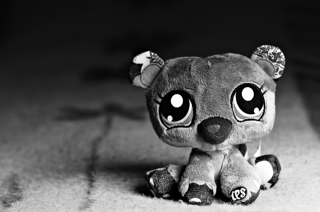 Littlest Pet Shop plush (2011)