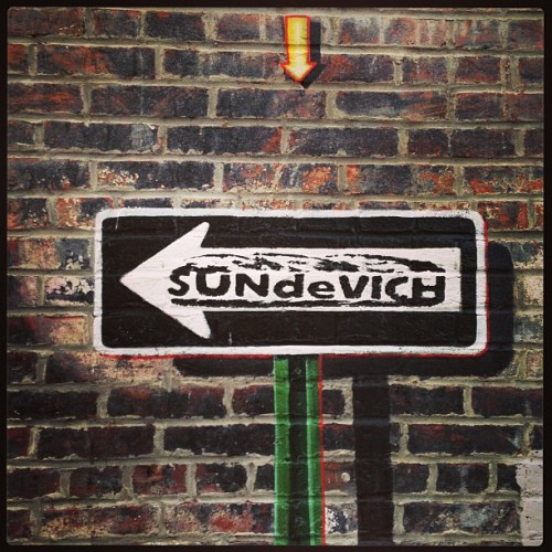 Sundevich is so good!! (at SUNdeVICH)