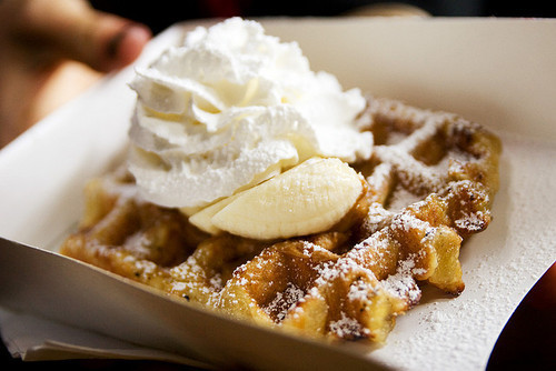 Dear Boyfriend, We have to get waffles.