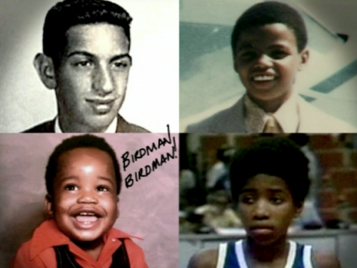 hoopingisawayoflife:  Young Marv, Chuck, Shaquille & Kenneth.