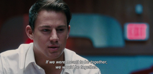 "anamorphosis-and-isolate:  ""If we were meant to be together, we would be together."" — The Vow (2012)"