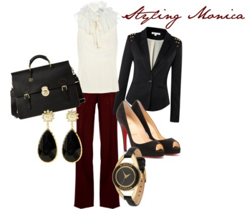 Untitled #636 by stylingmonica featuring dooney & bourke
