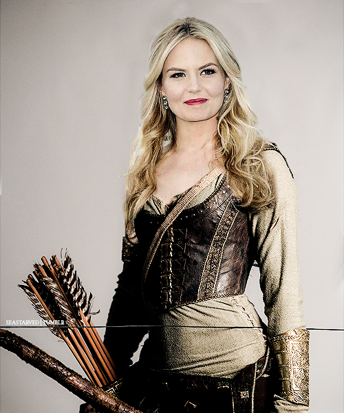 Emma Swan in the Enchanted Forest (1/?)