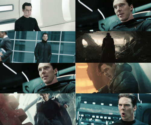 niallercum:  Star Trek Into Darkness:                  ↳ Khan