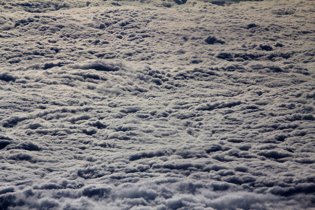 kingmanphoto:  Cotton clouds on Flickr.