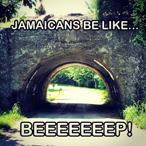 Beeeeeeeeeeeeeeeeepppppppp #dwl #jamaicansbelike …. Can u relate??? (at Department of Computer and Information Sciences)