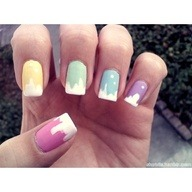 Pretty Pastels Nail  Details at http://bit.ly/13EpHbq