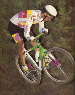 Retro MTB……love the Klein stuff!