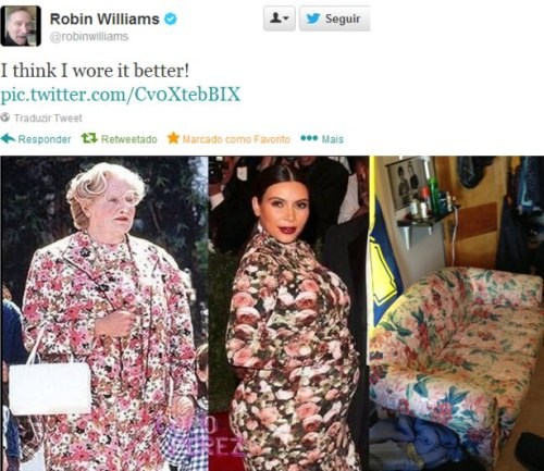 ohsodevine:  the amazing Robin Williams #LOL   Lol