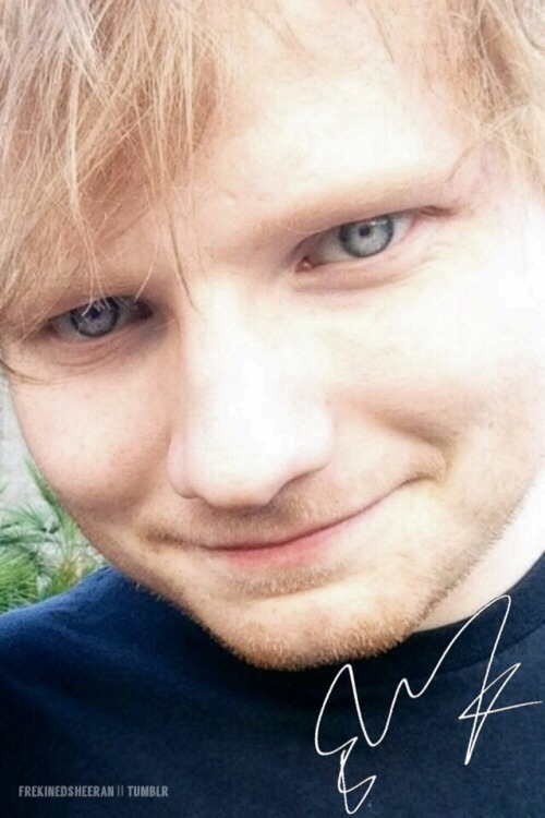 frekinedsheeran:  Ed.