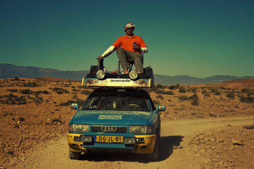 carpr0n:  Tea in the desert Starring: Audi 90 (by BeyondBordersMedia)