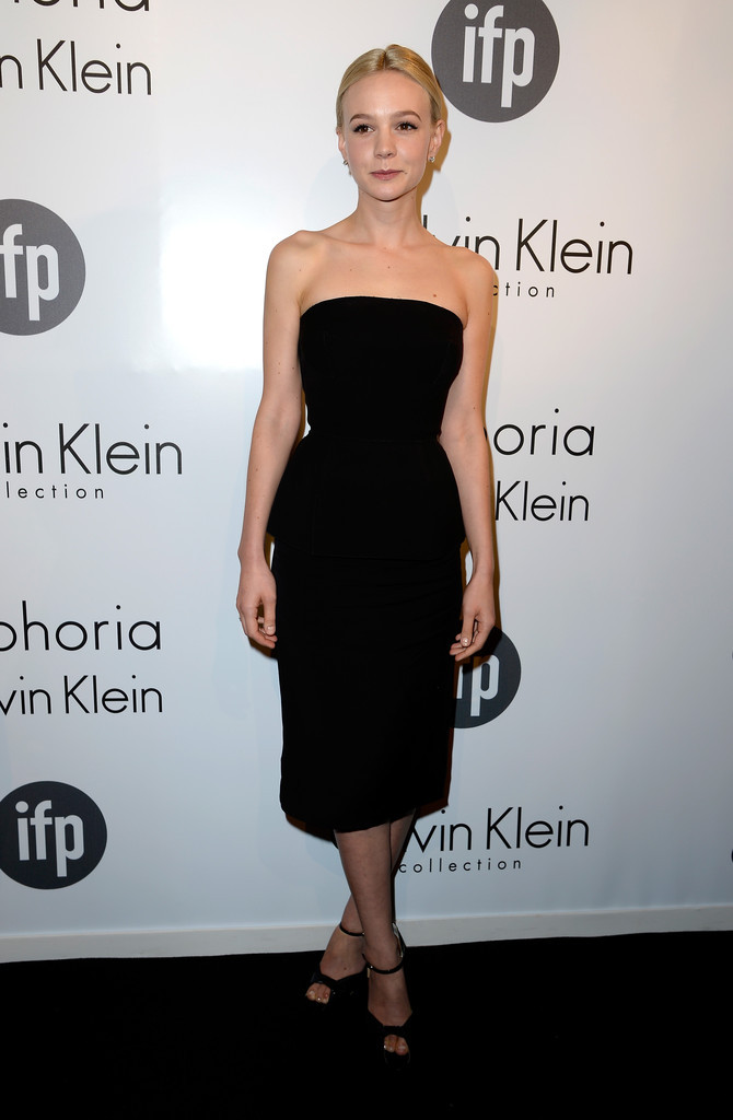 suicideblonde:  Carey Mulligan at the Calvin Klein Celebrates Women in Film event during the Cannes Film Festival, May 15th