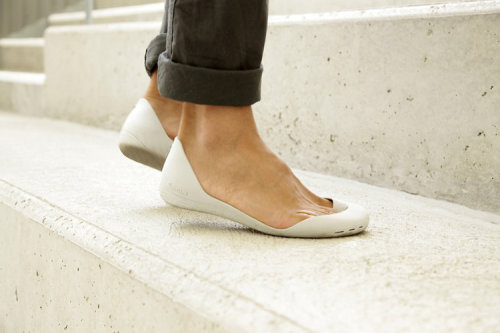 Kickstarting: An Ultra Minimal Shoe, Inspired By Amazon Natives. These look amazing.