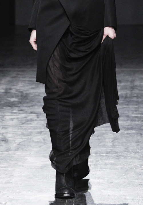 edge-to-edge:  Nicolas Andreas Taralis Fall Winter 2012-13