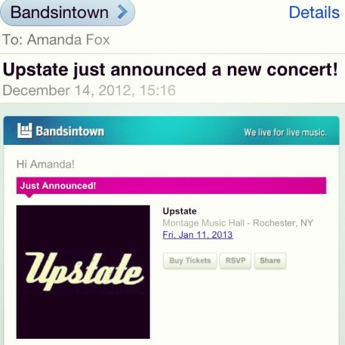 How awesome!! My friends are getting famous!! 😄👍 @Upstate_Music @Piper62190 #almostfamous #upstate #friends #gopiper!! 🎶🎸😛