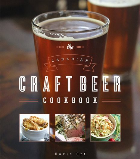 The Canadian Craft Beer Cookbook I want this so badly!