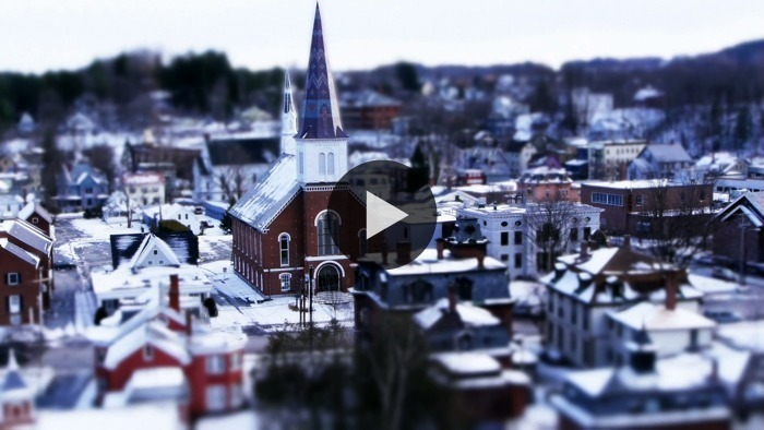 A tilt-shift film of Stowe, Burlington, and Montpelier, Vermont by Joerg Daiber/Little Big World. Shot with Lumix GH2, Gorillapod, 14-140mm and 7-14mm Lumix Lenses. Postproduction with Adobe Creative Suite Production. Music: Mozart - Symphony No. 40 WATCH NOW ON BLIP: Very Vermont
