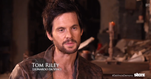 tomriley:  (via Da Vinci's Demons: behind the scenes, stunts & fights | Tom Riley)