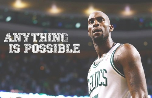 Let's go CELTICS, you must win today!  ANYTHING IS POSSIBLE!!!