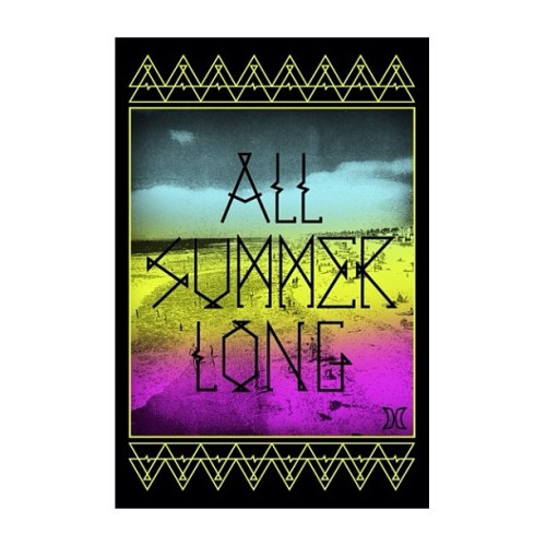 hurleygirls:  Summer on the mind today! Love this graphic from our favorite girl to ever pick up a pencil, Wesley Bird (@wesleybird), and can't wait to see it on some Hurley Girls tees this summer #sneakpeek #hurryupsummer
