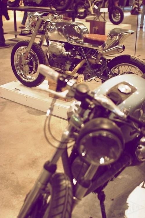 "keepthemotorruning:  Revival's Custom ""Beto"", Revival Cycles"